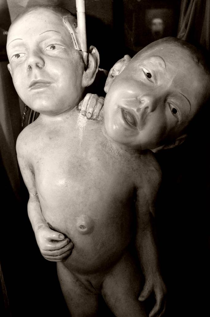 WEIRD-BABY